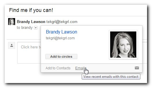 how to send an email to all contacts on gmail