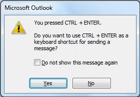 how to delete email faster using ctrl