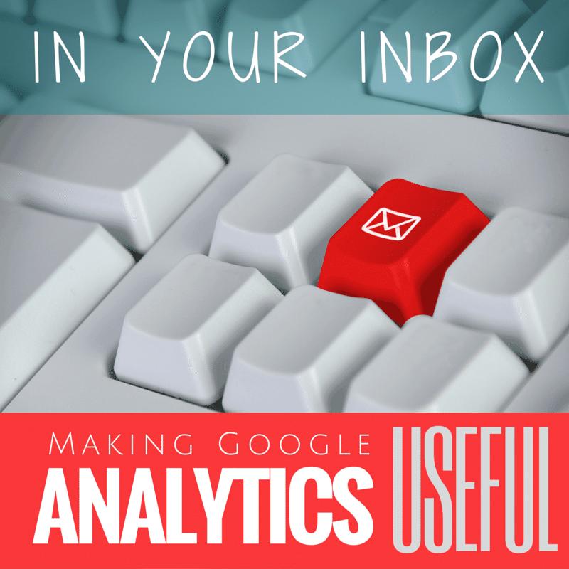 Google Analytics Inbox Reports