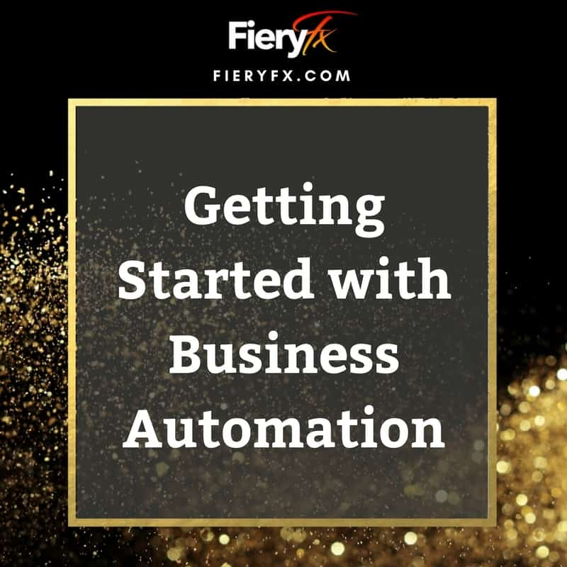 Getting Started with Business Automation