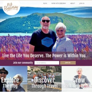 Risk Blossoming Strategy Website Content Marketing