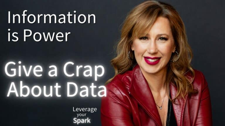 Information Is Power: Give a Crap About Website Data