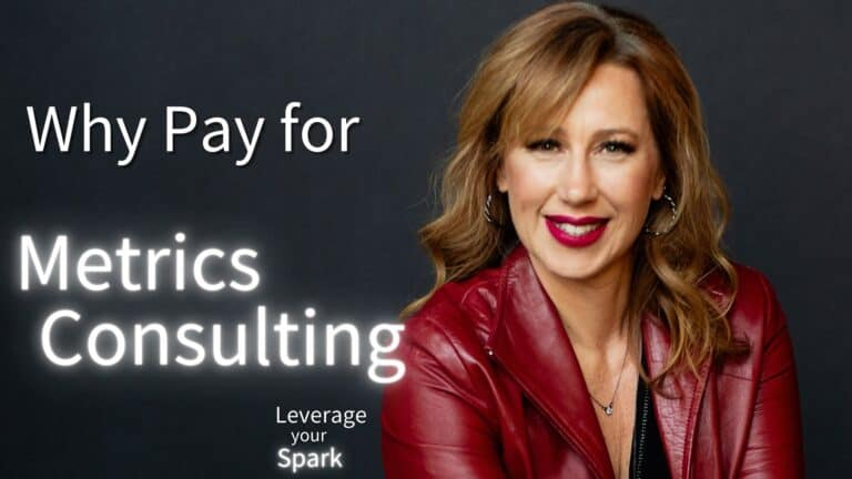 Why would you pay for metrics consulting?