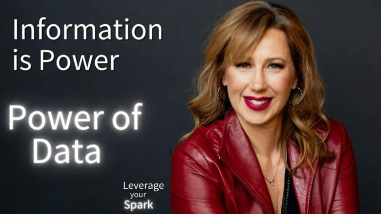Information Is Power: The Power of Data