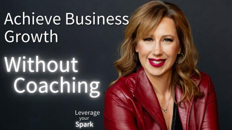 Want to Achieve Business Growth and Confidence? Coaching Isn't the Only Option!