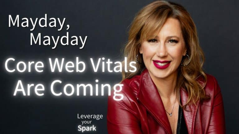 May Day, May Day - the Core Web Vitals are coming…