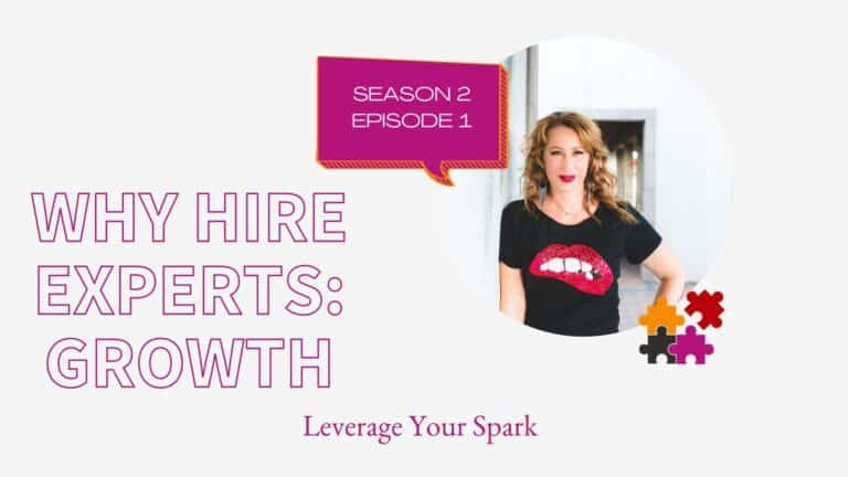 Why Hire Experts: Growth