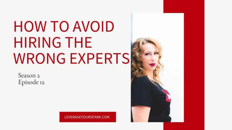 How to avoid hiring the wrong expert