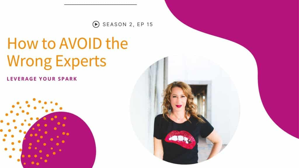 How to AVOID the Wrong Experts